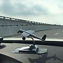 olcso Autós függők, díszítőelemek-Diy autóipari díszek napenergia repülőgép autó medál&Fém díszek