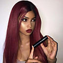 cheap Synthetic Capless Wigs-Synthetic Wig Straight Synthetic Hair Wig Long Capless