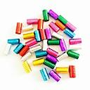 olcso Szerszámok és tartozékok-Wig Accessories Fém Braiding Gyöngyök Napi Klasszikus Ezüst Aranyozott Vegyes szín