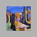 olcso Kézmelegítők, lábmelegítők és kalucsnik-Hang festett olajfestmény Kézzel festett - Absztrakt Művészi Vászon
