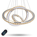 cheap Desk Lamps-Chic & Modern Chandelier Ambient Light - Crystal / Adjustable / Dimmable, 110-120V / 220-240V, Dimmable With Remote Control, LED Light