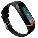 cheap Smart Activity Trackers & Wristbands-Men's / Women's Sport Watch / Fashion Watch / Dress Watch Chinese Heart Rate Monitor / Touch Screen / Calendar / date / day PU Band Charm / Luxury / Bangle Multi-Colored / Activity Tracker