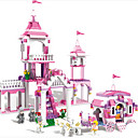 cheap Magnet Toys-Toy Car Building Blocks 512 pcs Castle Carriage Horse Fun & Whimsical Boys' Girls' Toy Gift