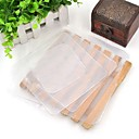 cheap Bakeware-4Pcs Reusable Silicone Food Wrap Seal Covers Strech Keeping Fresh Plastic Wraps