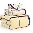 cheap Bath Towel Set-Bath Towel Set,Checkered High Quality 100% Cotton Towel