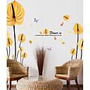 billige Veggklistremerker-Dekorative Mur Klistermærker - Fly vægklistermærker Botanisk Stue