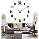 cheap DIY Wall Clocks-Wall Clock,Modern Contemporary Round Indoor / Outdoor