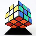 preiswerte Rubiks Würfel-Zauberwürfel Shengshou 3*3*3 Glatte Geschwindigkeits-Würfel Magische Würfel Puzzle-Würfel Profi Level Geschwindigkeit Geschenk Klassisch
