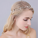 cheap Party Headpieces-Imitation Pearl / Alloy Headbands / Head Chain with 1 Wedding / Special Occasion / Birthday Headpiece
