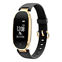 cheap Jewelry Sets-Smart Bracelet Smartwatch S3 for iOS / Android Heart Rate Monitor / Calories Burned / Touch Screen / Water Resistant / Water Proof / Exercise Record Pedometer / Call Reminder / Activity Tracker