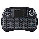 abordables Electrónica de consumo-ipazzport iPazzPort mini Bluetooth keyboard KP-810-21BTL(Backlit) Air Mouse inalámbrica de 2,4 GHz Bluetooth 4.0