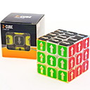 cheap Rubik's Cubes-Rubik's Cube 3*3*3 Smooth Speed Cube Magic Cube Stress Reliever Puzzle Cube Classic Competition Fun & Whimsical Kid's Adults' Toy Unisex Boys' Girls' Gift