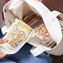cheap Men's Slip-ons & Loafers-1pc Bulk Food Storage Plastic Easy to Use Kitchen Organization