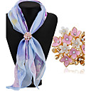 cheap Brooches-Women's Brooches - Rhinestone Ladies, Classic, Fashion Brooch Jewelry White / White / Pink For Daily / Casual