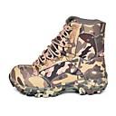 baratos Bolsas de Caça-Homens Tênis de Caminhada / Sapatos Casuais / caça sapatos Borracha Caça / Equitação / Campismo Á Prova-de-Chuva, Anti-Escorregar,