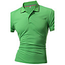 cheap Tools, Cleaners & Lubricants-Men's Active Polo - Solid Colored