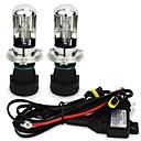 cheap Car Headlights-H4 Car Light Bulbs 55W 4200lm Headlamp For universal All years