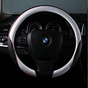 cheap Steering Wheel Covers-Steering Wheel Covers Leather 38cm Red / Pink / Blue For BMW All Models All years