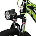 ieftine Lumini de Bicicletă-Lumină LED / Lumini de Bicicletă / Iluminare  LED LED Ciclism Portabil / Ajustabil / Eliberare rapidă Baterie de litiu Lumeni USD Alb Utilizare Zilnică / Ciclism / Pescuit - WEST BIKING®
