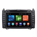 cheap Car DVD Players-8 inch 2 DIN Android 7.1 High Definition / Bluetooth / Built-in Bluetooth for Mercedes-Benz Support / GPS / RDS / WiFi / Touch Screen