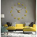 cheap Modern/Contemporary Wall Clocks-Casual / Modern / Contemporary / Office / Business Stainless Steel / EVA Round Indoor / Outdoor / Indoor,AAA Wall Clock