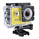 cheap RC Parts & Accessories-SJ7000 / H9K Sports Action Camera 12 mp Gopro 2592 x 1944 Pixel / 3264 x 2448 Pixel / 2048 x 1536 Pixel Waterproof / WiFi / 4K 60fps / 30fps / 24fps No +1 / -1 / +2 2 inch CMOS 32 GB H.264 Single