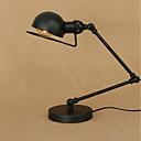 billige Bordlamper-metallic / Kunstnerisk / Rustikk Øyebeskyttelse / Foldbar / Swing Arm Bordlampe Til Metall 110-120V / 220-240V