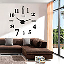 cheap DIY Wall Clocks-Retro / Modern / Contemporary Round Indoor / Outdoor,AA Wall Clock