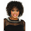 cheap Synthetic Capless Wigs-Synthetic Wig Curly Synthetic Hair Ombre Hair Brown Wig Women's Short Capless