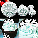 cheap Bakeware-Bakeware tools Plastics Baking Tool Everyday Use Cake Molds 1set
