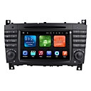 cheap Car DVD Players-7 inch 2 DIN Android 7.1 High Definition / Bluetooth / Built-in Bluetooth for Mercedes-Benz Support / GPS / RDS / WiFi / Touch Screen