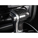 baratos Descanso de Cabeça para Carros-Automotivo Botão de mudança de veículo Rever(Fibra de Carbono)Para Audi 2014 2015 2016 2013 A4L