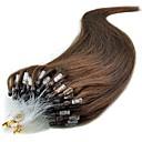 tanie Adidasy męskie-Febay Przedłużenie micro ring Ludzkich włosów rozszerzeniach Klasyczny Przedłużenia z naturalnych włosów Włosy naturalne Damskie