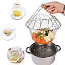 cheap Kitchen Tools-Kitchen Tools Stainless Steel New Arrival Colanders & Strainers Cooking Utensils 1pc