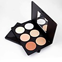 cheap Artificial Plants-# / 6 Colors Makeup Set Powders Pressed powder Dry / Matte / Mineral Long Lasting Face Alcohol Free / Cruelty Free / Formaldehyde Free Makeup Cosmetic