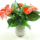 cheap Artificial Plants-Artificial Flowers 1 Branch Modern / Contemporary Plants Tabletop Flower