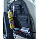 זול נסיעות שקיות-טֶקסטִיל מלבן התקן קיר Multi-function נגד אבק בית אִרגוּן, 1pc סטי אחסון לרכב