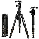 cheap Tripods, Monopods & Accessories-Carbon Fiber 5 sections Universal Tripod
