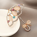 cheap Brooches-Synthetic Diamond Brooches - Zircon Classic Brooch Gold For Gift / Daily