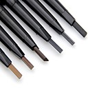 cheap Eyebrows-Eyebrow Pencil Makeup Pencil Sharpener Waterproof Alcohol Free Cruelty Free 1160 Eye Dry Matte Mineral Long Lasting 6 Colors Cosmetic Grooming Supplies