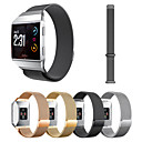 cheap Smartwatch Accessories-Watch Band for Fitbit ionic Fitbit Milanese Loop Metal Wrist Strap