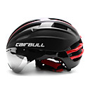 cheap Handlebars & Stems-CAIRBULL Adults Bike Helmet Aero Helmet 28 Vents CE / CE EN 1077 Impact Resistant, Light Weight, Adjustable Fit EPS, PC Sports Road Cycling / Recreational Cycling / Cycling / Bike - Red / Green / Blue