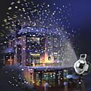 baratos Luminária de Parede-6 W Luz do projetor Controle Remoto / Decorativa Residencial / Interior / Exterior