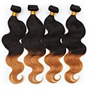رخيصةأون حزمة شعر واحدة-4 حزم شعر من البيرو هيئة الموج شعر مستعار طبيعي ظل ينسج شعرة الإنسان شعر إنساني إمتداد