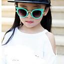tanie Dziecięce Okulary-Okulary - Dla obu płci - Wiosna, jesień, zima, lato - Żywica z metalowym klipsem Niebieski Black