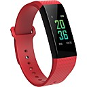 cheap Hair Accessories-Smart Bracelet Smartwatch B12 for iOS / Android Blood Pressure Measurement / Calories Burned / Touch Screen / Exercise Record / Distance Tracking Pulse Tracker / Pedometer / Call Reminder / Activity