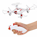 cheap RC Drone Quadcopters & Multi-Rotors-RC Drone SYMA X20-S 4ch 6 Axis 2.4G Without Camera RC Quadcopter LED Lights One Key To Auto-Return Headless Mode 360°Rolling RC