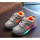 baratos Sapatos de Menino-Para Meninos Sapatos Malha Respirável Primavera Conforto Tênis para Cinzento / Azul / Rosa claro