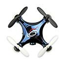 baratos Quadicópteros CR & Multirotores-RC Drone Rc101W 4CH 6 Eixos 2.4G Com Câmera HD 0.3MP Quadcópero com CR Vôo Invertido 360° Controle Remoto / Manual Do Usuário