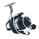 رخيصةأون أضواء الصيد-Fishing Reels بكرة صيد سمك الشبوط بكرة دوارة 5.5:1 نسبة أعداد التروس والاسنان+11 الكرة كراسى توجيه اليد قابلة تغيير الصيد البحري صيد